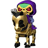 Funko POP Rides Retro Toys: Master's of The Universe - Skeletor with Night Stalker,Multicolor,56201