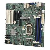 SUPERMICRO MBD-X9SCA-F-O LGA 1155 Intel C204 ATX Intel Xeon E3 Server Motherboard