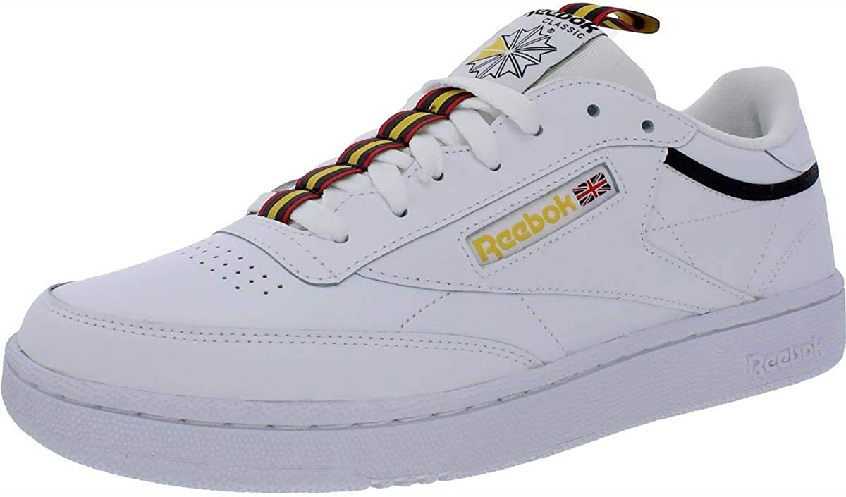 Award Reebok Mens Club C 85 Shoes Fitness Tennis Leather OFFicial shop MU