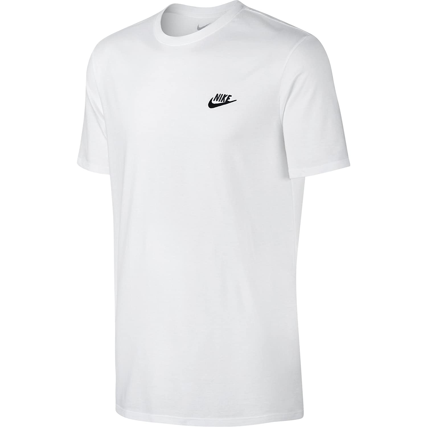 NIKE Sportswear Mens Club Embroidered Futura Tee