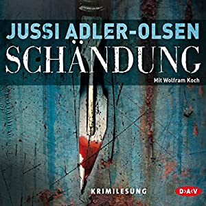 Schändung (Carl Mørck 2) Audiobook