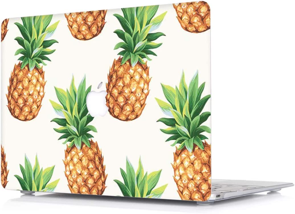 L2W MacBook Pro 13 Inch Case Plastic Printed Protective Hard Cover for Laptop MacBook Pro Oldest 13.3