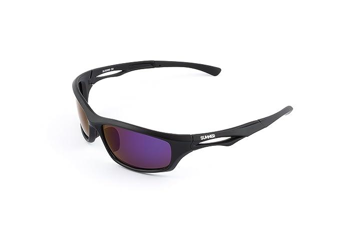 Sunner Gafas de Sol Deportivas Polarizadas SUS599 Súper Lígeras Para Hombre y Mujer Ideal Para Esquiar