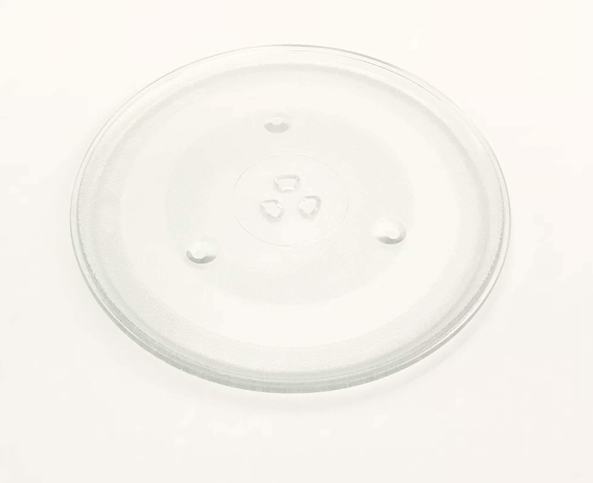 OEM Panasonic Microwave Glass Plate Turntable Specifically for NNSU656B, NN-SU656B, NNSU686S, NN-SU686S