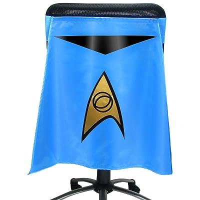 Entertainment Earth Star Trek The Original Series Blue Uniform Chair Capes: Entertainment Earth: Toys & Games