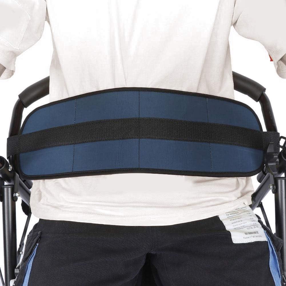 Wandisy Cinturón Protector para Silla de Ruedas, Correas para Silla de Ruedas Widen Ampliar Arnés de Seguridad