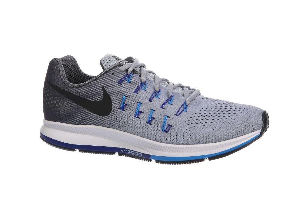 c0a88dce01b  ナイキ  Nike Air Zoom Pegasus 33 - メンズ ランニング  並行輸入品  B072LXXDCT Wolf  Grey Blue Glow Concord Black US10.0- ランニング