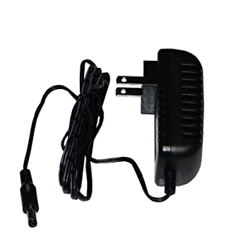 Amazon com: JYtrend [UL Listed] AC DC Power Adapter for Yamaha