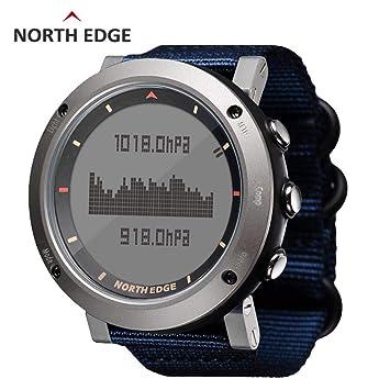 Amazon.com: RONDAA North Edge Sport Digital Watch Hours ...