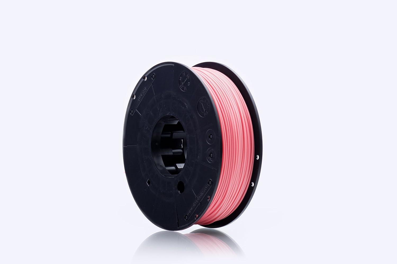 print-Me 5906190615381 - Filamento per stampante 3D EcoLine PLA, 1,75 mm, colore: Rosa POLIGRAF