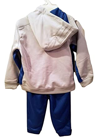 57e52035e971b Amazon.com  Nike Baby Boys Girls 2 Piece Warm Up Tracksuit Running ...