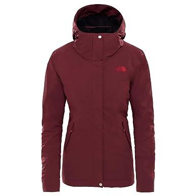 a4437b36a3 THE NORTH FACE Damen W Inlux Insulated Jacket - Eu Thermojacke ...
