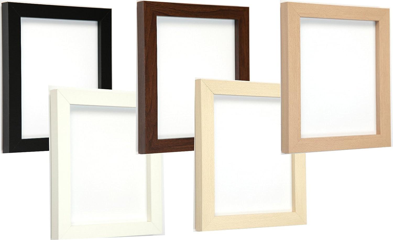 Amazon.de: Tailored Frames Square design Bilderrahmen - Schwarz - 14 ...