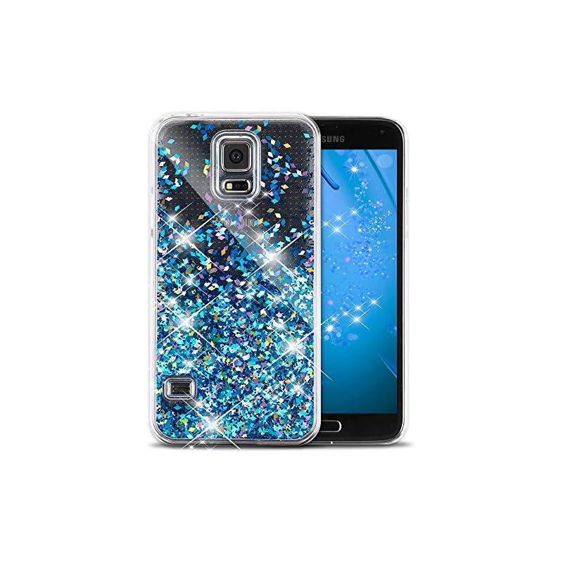Samsung Galaxy S5 Case EMAXELER 3D Festi