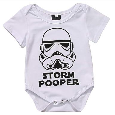 bester Wert reich und großartig Auschecken Darth Vader Star Wars Strampler Baby Body: Amazon.de: Bekleidung