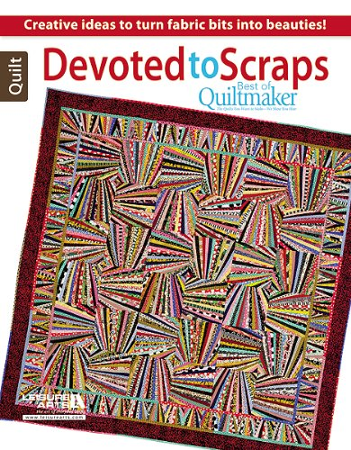 Download Devoted to Scraps: Best of Quiltmaker ebook