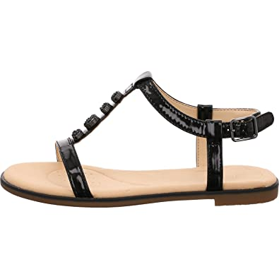 a84474ce0cfbb Clarks Bay Blossom Womens Metallic Sandals: Amazon.co.uk: Shoes & Bags