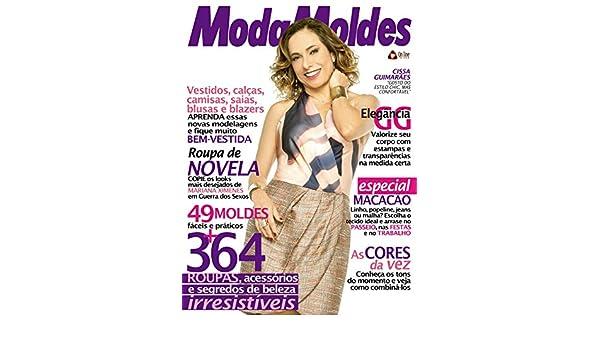 Moda Moldes 47 (Portuguese Edition) - Kindle edition by On Line Editora. Arts & Photography Kindle eBooks @ Amazon.com.