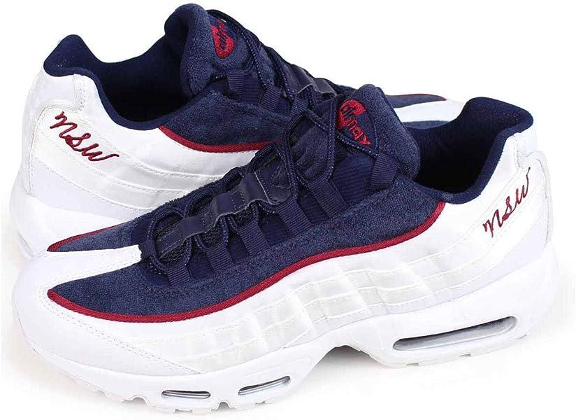 Men s Air Max Axis Running Shoe. Nike Women s Air Max 95 LX White Blackened  Blue Red ... 2ebd35fa5