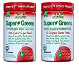 Country Farms Super Green Drink, Berry Flavor, 9.88 Ounce (Pack of 2)