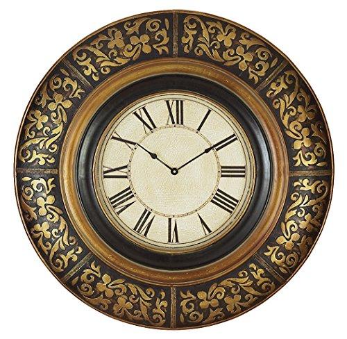 Aspire Home Accents 89223 Clocks Home Decor Wall Clocks;