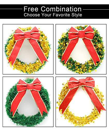 Christmas Decorations Vine Garland Hanging Size Variable