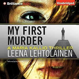 My First Murder Hörbuch
