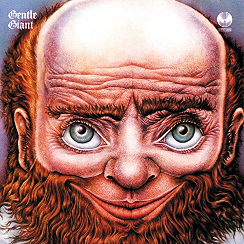 Original album cover of Gentle Giant by Gentle Giant