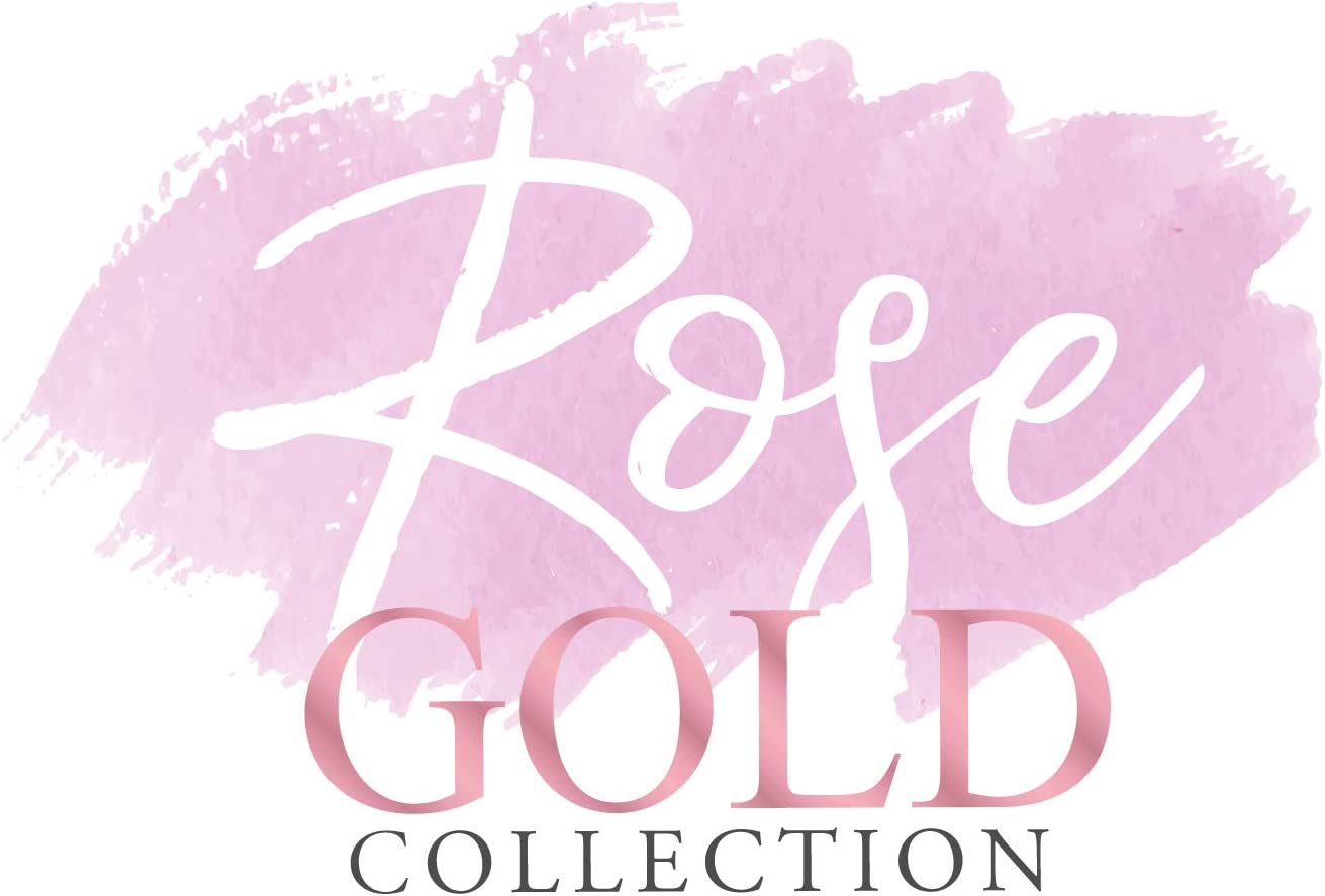 Sara Signature S-RG-EF5-COBU Rose Gold Collection-5 x 7 Embossing Folder-Confetti Burst us:one Size