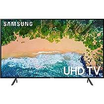 Samsung UN40NU7100FXZA / UN40NU6070FXZA Flat 40 4K UHD Smart LED TV (Renewed)