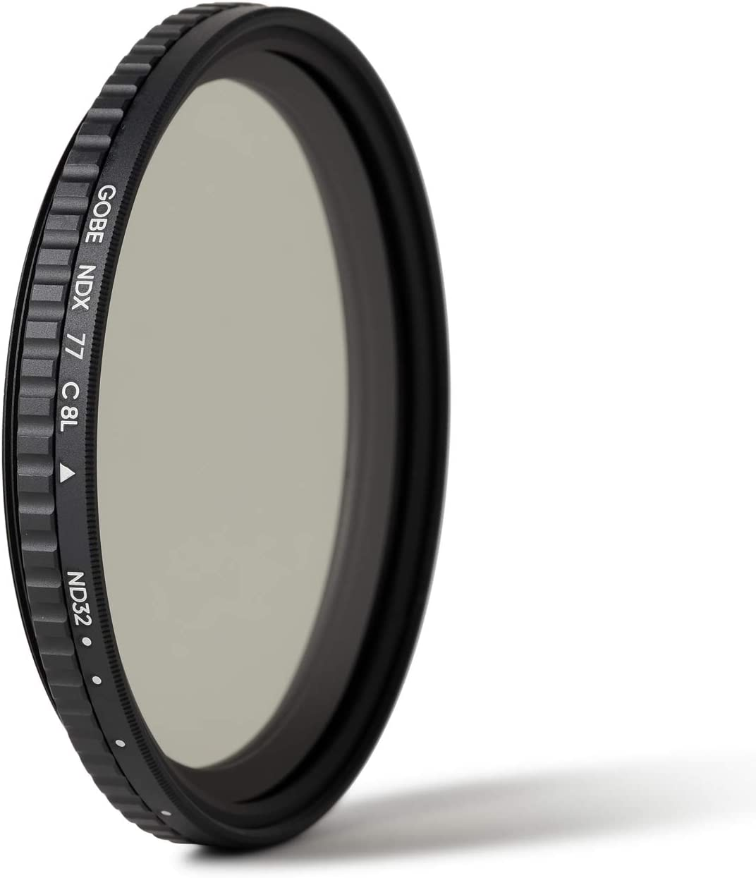 1-5 Pasos Gobe 1Peak Filtro para Objetivo Variable ND 82 mm ND2-32