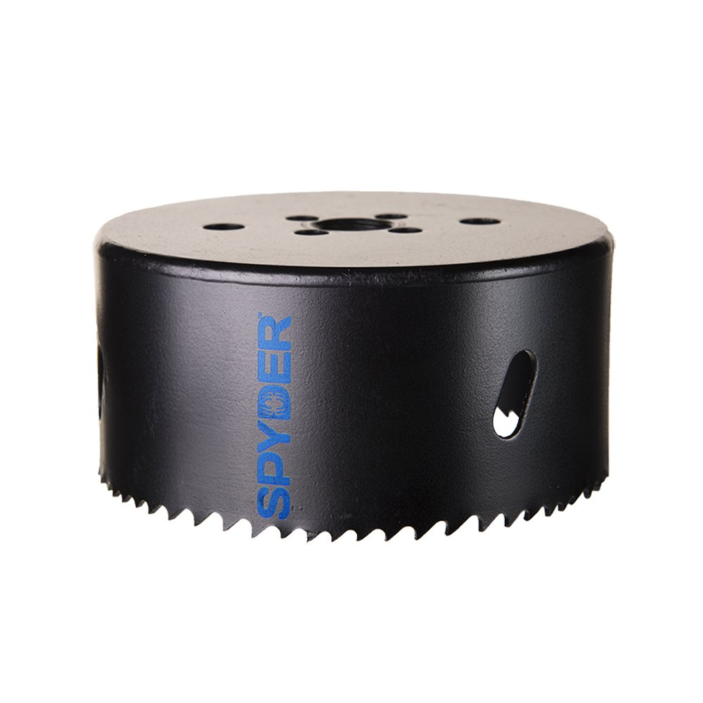 Spyder 600113  Rapid Core Eject Hole Saw, 6.625-Inch