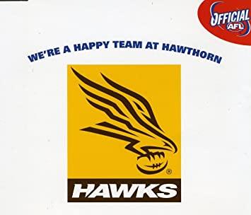 First Ruck - Hawthorn Football Club Song Were a Happy Team at H