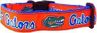 product image for NCAA Florida Gators Dog Collar, Team Color, Large