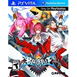 BlazBlue: Chrono Phantasma - PlayStation Vita Standard Edition