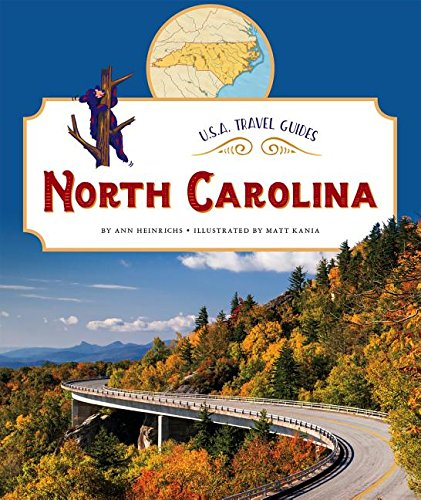 North Carolina (U.S.A. Travel Guides)