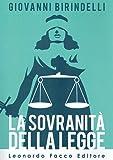 La sovranità della legge