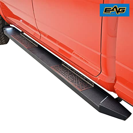 Amazon eag 5 spider web running boards with led lights for 99 eag 5quot spider web running boards with led lights for 99 15 chevy silverado aloadofball Choice Image