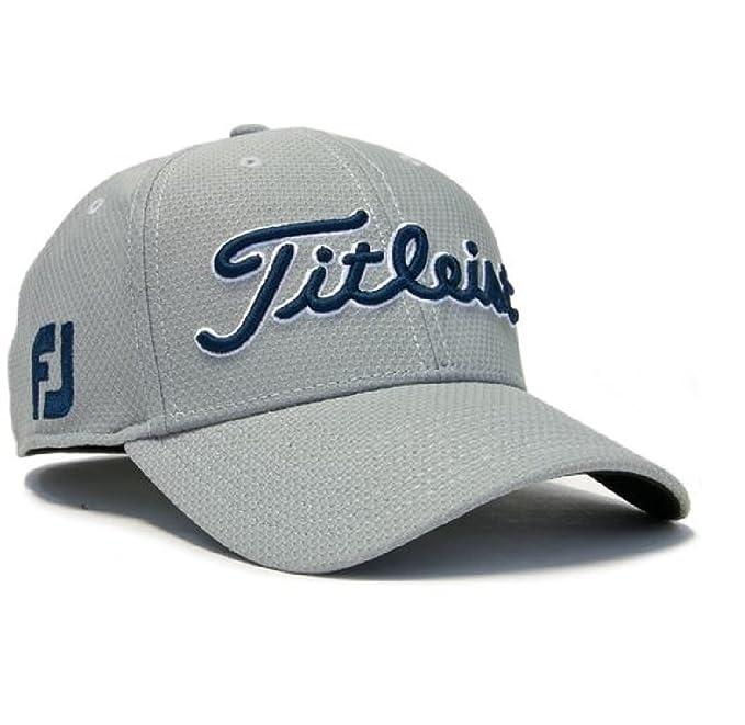 830626a7c52 Amazon.com  Titleist Dobby Tech Hat 2016  Sports   Outdoors
