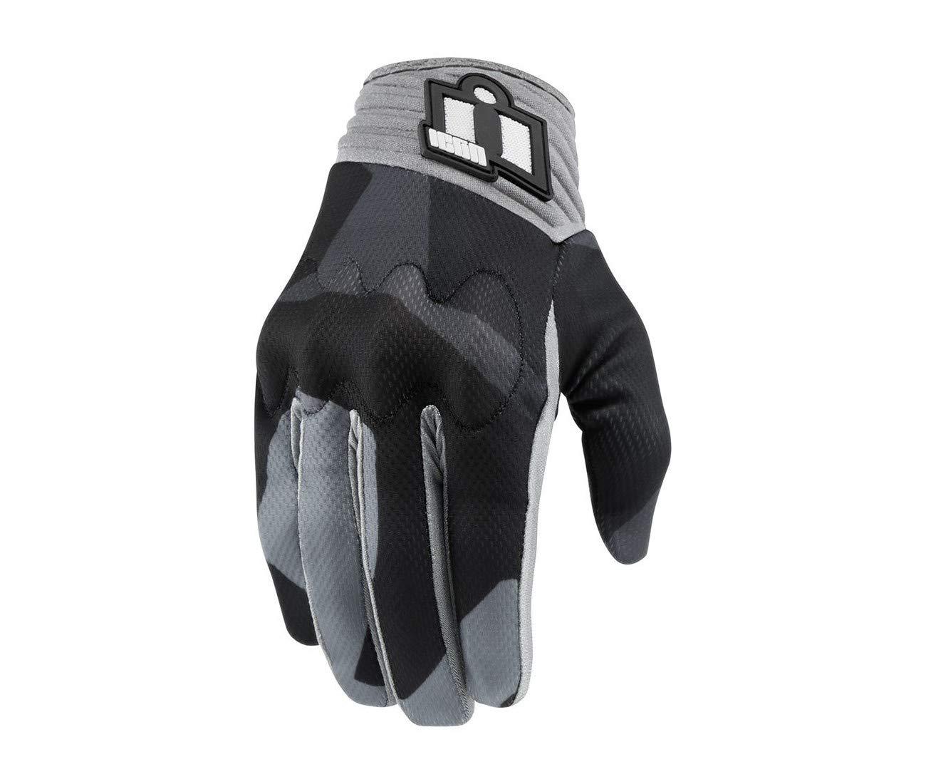 Icon Anthem Deployed Gloves Glove Gris- XL -3301-2867