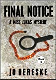 Final Notice by Jo Dereske front cover