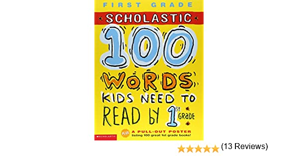 Amazon.com: 100 Words Reading Workbook (100 Words Math Workbook ...