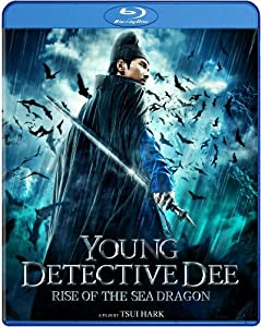 Young Detective Dee: Rise of the Sea Dragon [Blu-ray] by Well Go USA