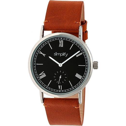 Simplificar 5106 El 5100 Unisex Reloj