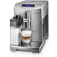 De'Longhi PrimaDonna S De Luxe ECAM 28.466.M - automatic coffee machine with cappuccinatore - 15 bar - metal