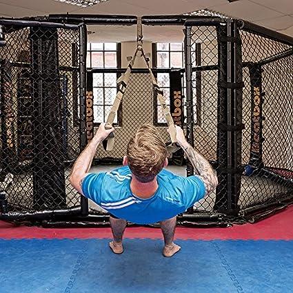 Valkyrie Suspension Trainer (medio) Para un total entrenamiento donde sea