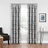 Eclipse Islington Room Darkening Single Room Darkening Window Curtain, 37x84, Spa