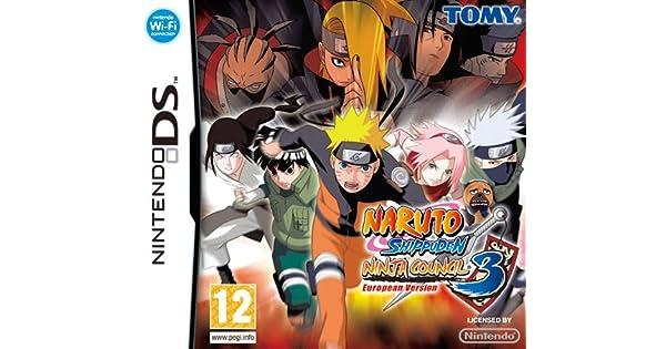 Naruto Shippuden Ninja Council 3: Amazon.es: Videojuegos