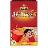 Brooke Bond 3 Roses Dust Tea, 500g Carton