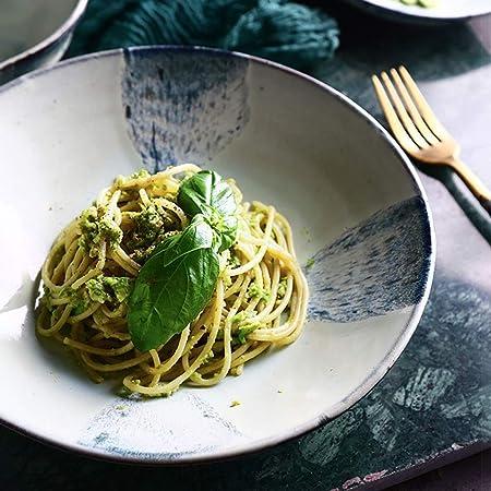 DWLXSH Creative Pasta Bowl Ceramic, Noodle Fruit Soup Bowl Bowl de ...